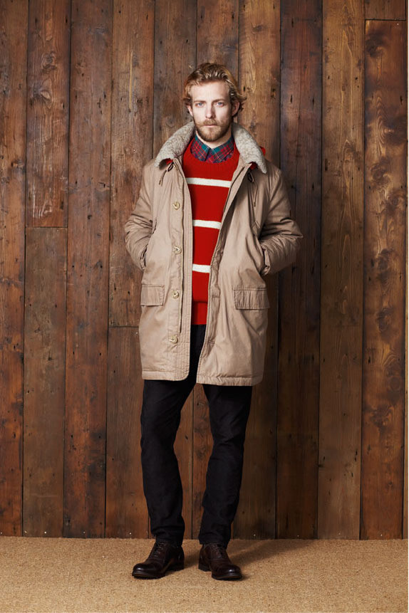 Ben Sherman Lookbook AW11. Изображение № 19.