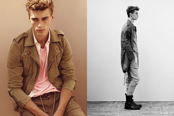 Лукбуки: мужская мода весной. Изображение № 35.