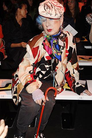 Анна Пьяджи. Модный гардероб. Изображение № 51.