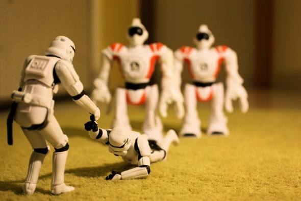 Stormtroopers day off. Изображение № 14.