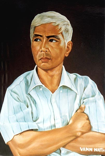 Кхмерский художник Vann Nath. Изображение № 24.