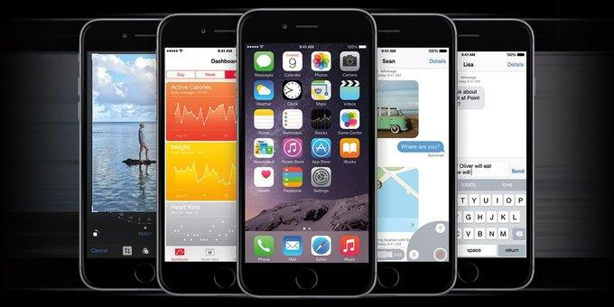 Apple выпустила iOS 8. Изображение № 1.