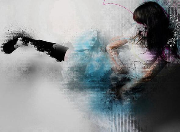 Сюрреализм спомощью Adobe Photoshop. Изображение № 13.
