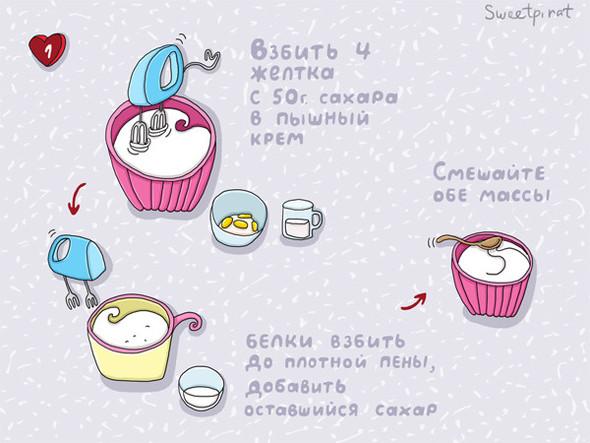 Торт в честь дня Святого Валентина!. Изображение № 3.