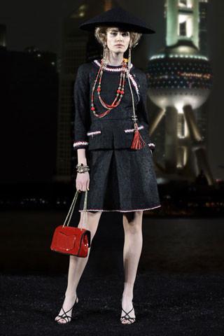 Пре-коллекция Chanel в Шанхае. Изображение № 7.