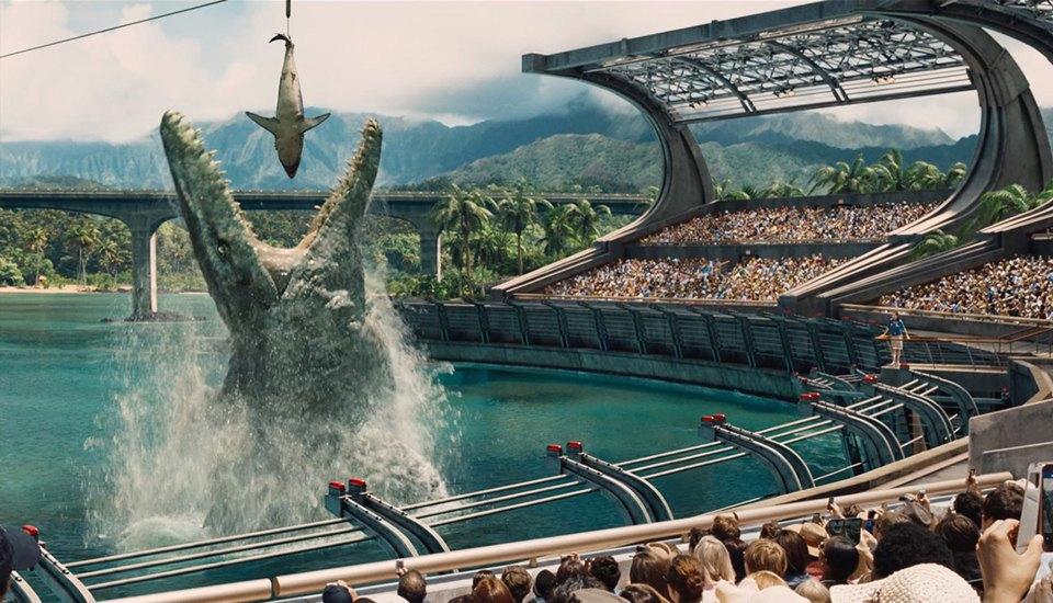 Как менялись динозавры  в кино. Изображение № 12.