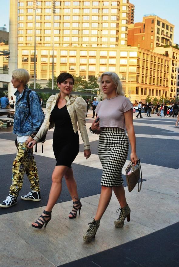 Street Fashion @ NYFW. Изображение № 31.