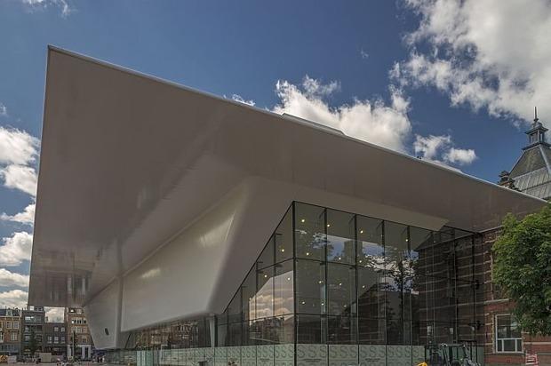 В Амстердам возвращается музей современного искусства Stedelijk Museum. Изображение № 2.