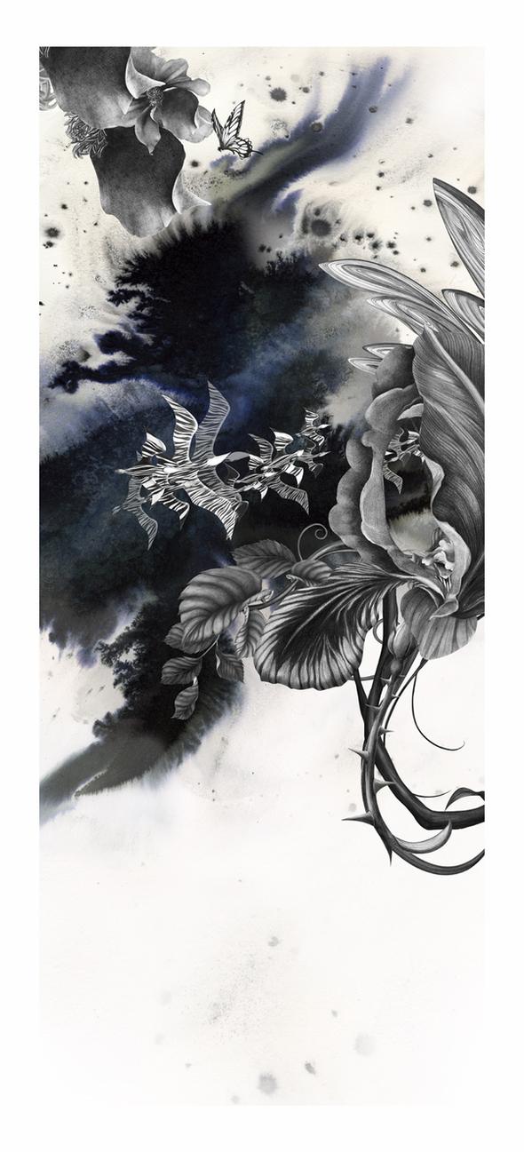 Цветочные фантазии Kahori Maki. Изображение № 6.