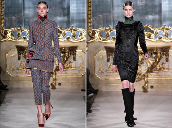 Показы Milan Fashion Week FW 2012: День 5. Изображение № 1.