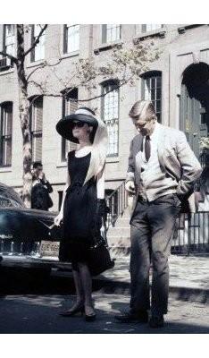 Одри Хепберн в фильме «Завтрак у Тиффани». Изображение № 39.