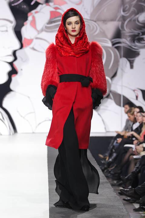 """Коллекция """"La Femme Magnifique"""" Модного Дома Игоря Гуляева. Изображение № 43."""