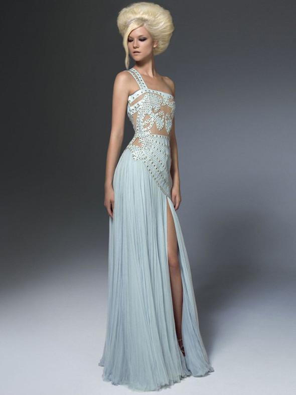 Лукбук: Atelier Versace FW 2011. Изображение № 17.