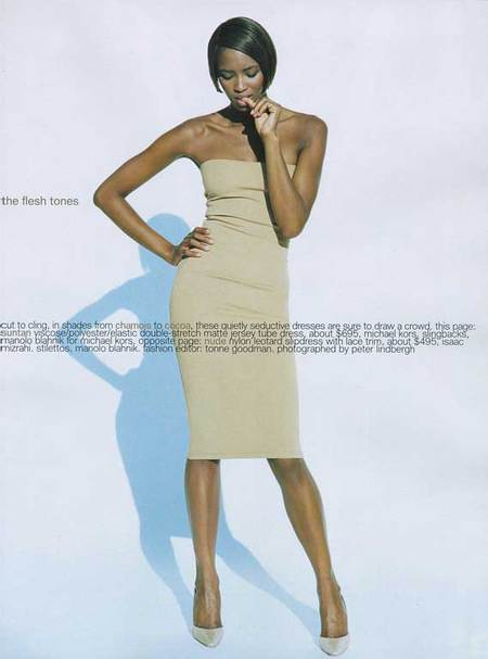 Naomi Campbell. Изображение № 5.