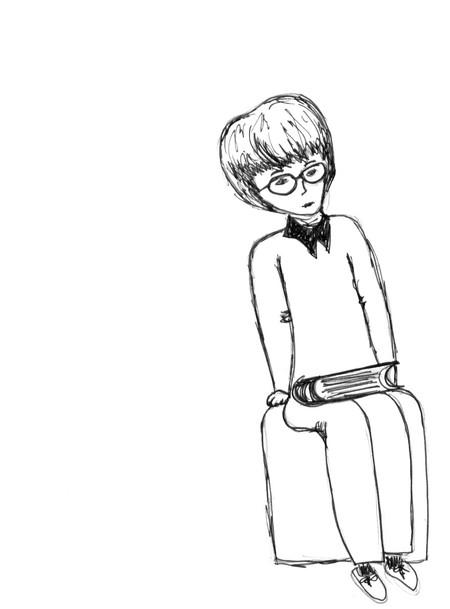 Обычные рисунки обычного ребенка. Изображение № 4.
