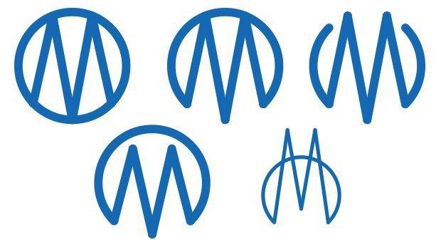 Редизайн: Новый логотип петербургского метро. Изображение № 9.