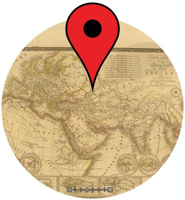 10 способов по-новому взглянуть на карты Google. Изображение № 10.
