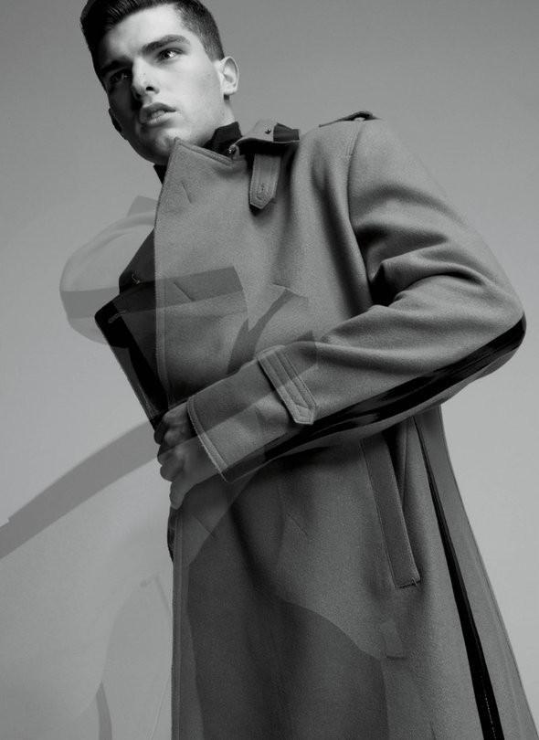 Изображение 7. Превью мужских кампаний: Jil Sander, Dolce & Gabbana и другие.. Изображение № 4.