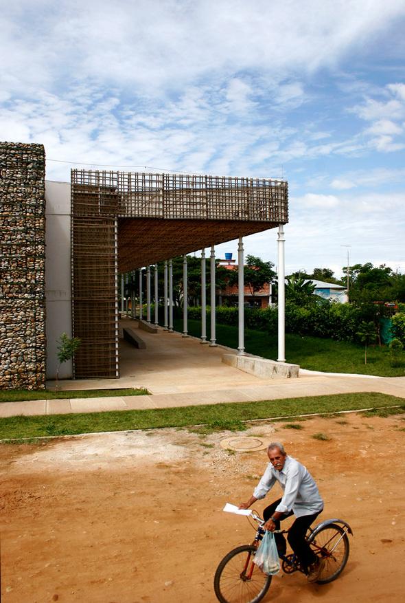 Villanuevas Public Library. Изображение № 3.