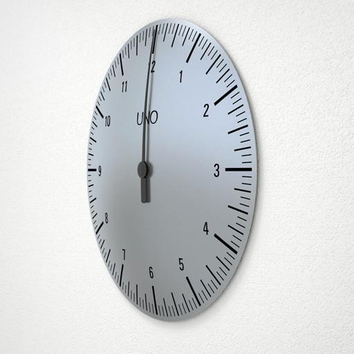 Настенные часы UNO - украшение интерьера со вкусом. Изображение № 3.