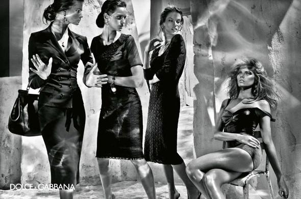 Изображение 20. Рекламные кампании: Lanvin, Prada, Balenciaga и другие.. Изображение № 25.
