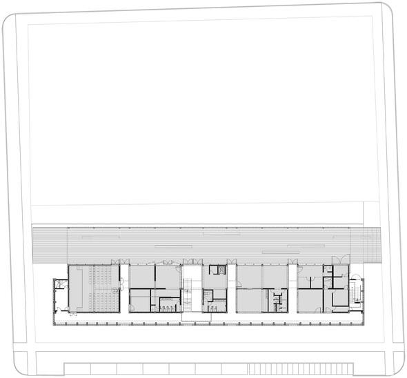 Villanuevas Public Library. Изображение № 43.