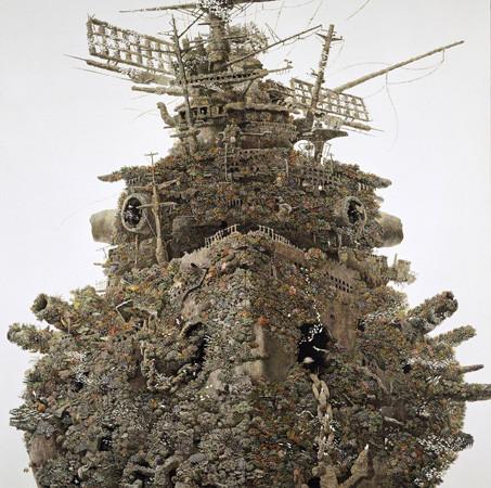 Манабу Икеда. Изображение № 96.