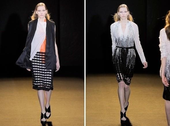 Изображение 4. Показы на Paris Fashion Week FW 2011: день 3.. Изображение № 20.