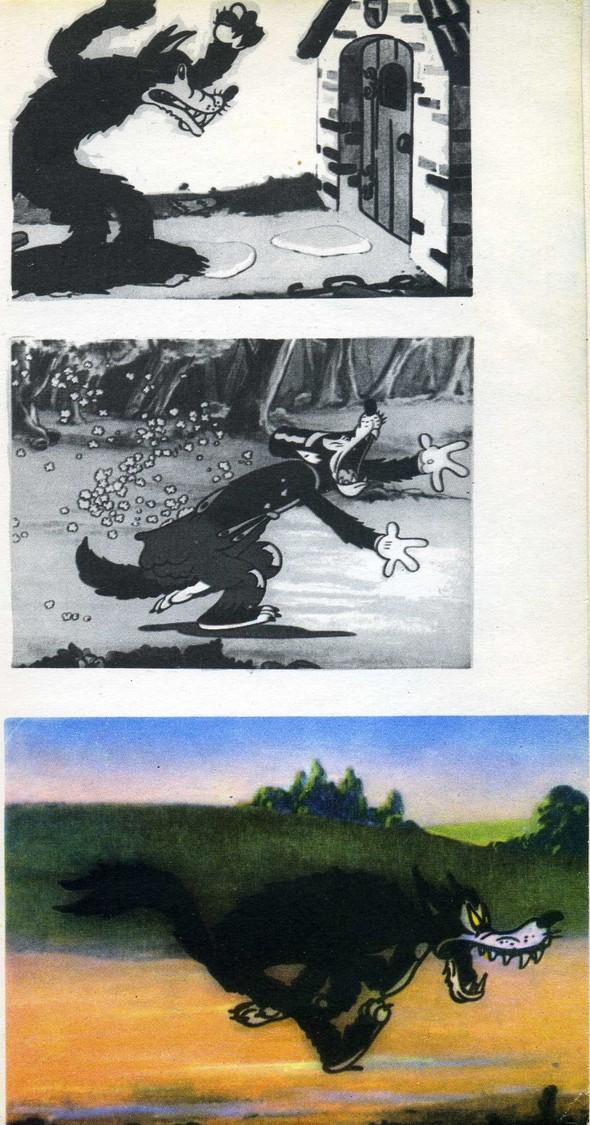 Какэто было красиво илиСказки Уолта Диснея. Изображение № 11.