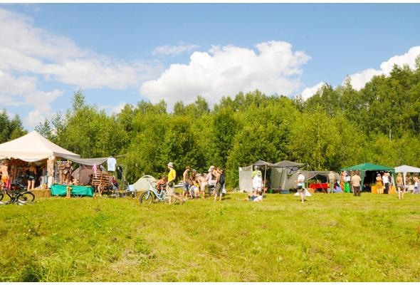 Репортаж с фестиваля «Архстояние 2011». Изображение № 8.