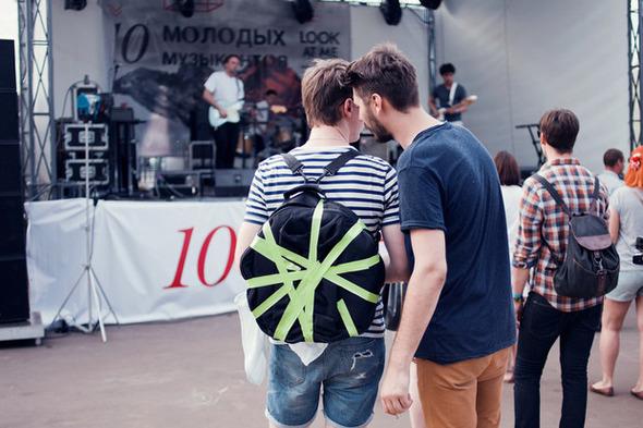 Люди на фестивале «10 молодых музыкантов»: Как это было . Изображение № 19.
