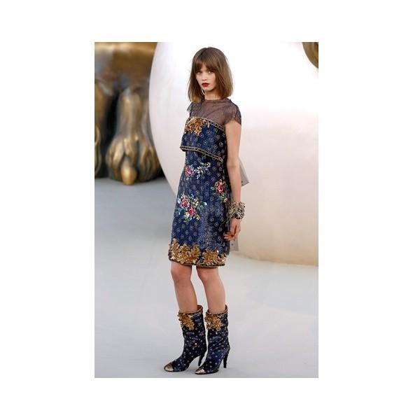Показы Haute Couture FW 2010. Изображение № 34.