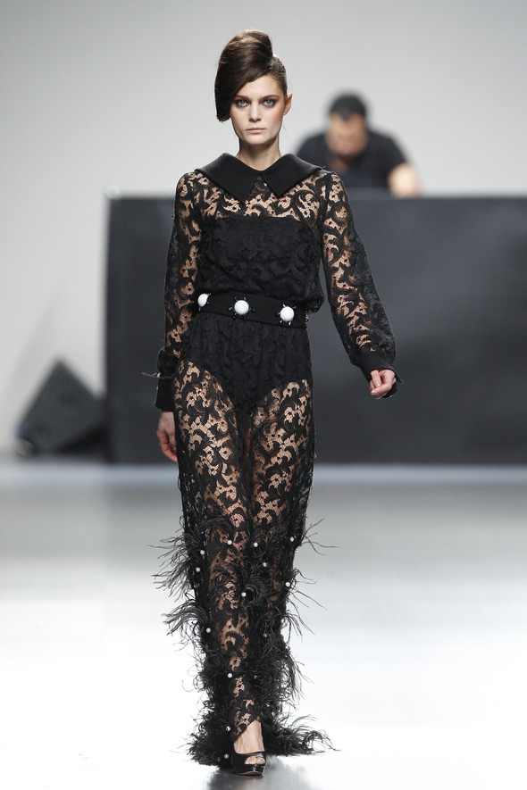 Madrid Fashion Week A/W 2012: Juana Martin. Изображение № 30.