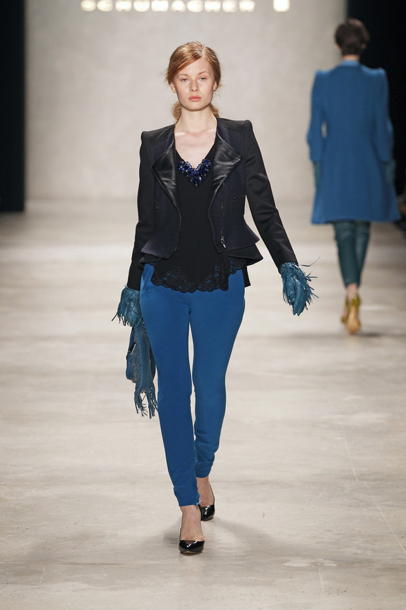 Berlin Fashion Week A/W 2012: Schumacher. Изображение № 34.