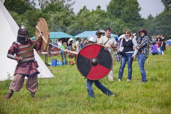 Фестиваль «День Лошади» прошел в Истринской долине. Изображение № 5.