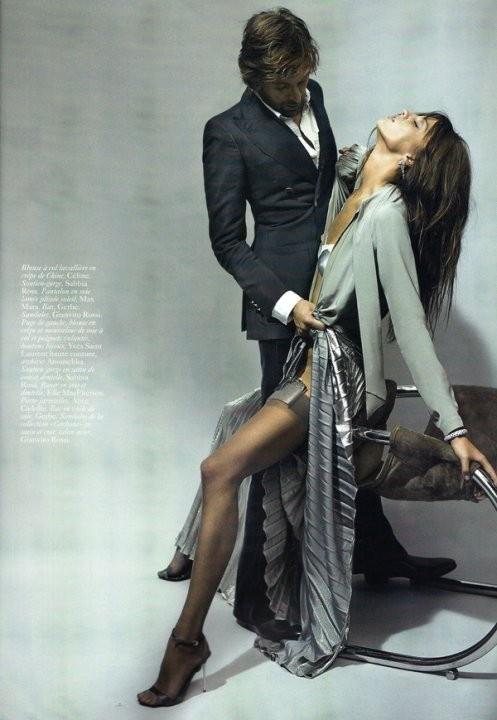 Vogue May 2010 ( Paris, US, China). Изображение № 7.