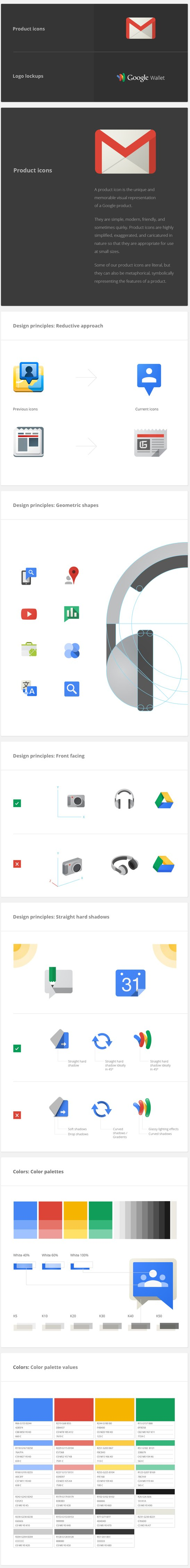 Обнародованы принципы дизайна Google. Изображение № 2.