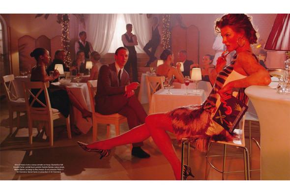 Новые съемки: Vogue, Nylon и другие. Изображение № 19.