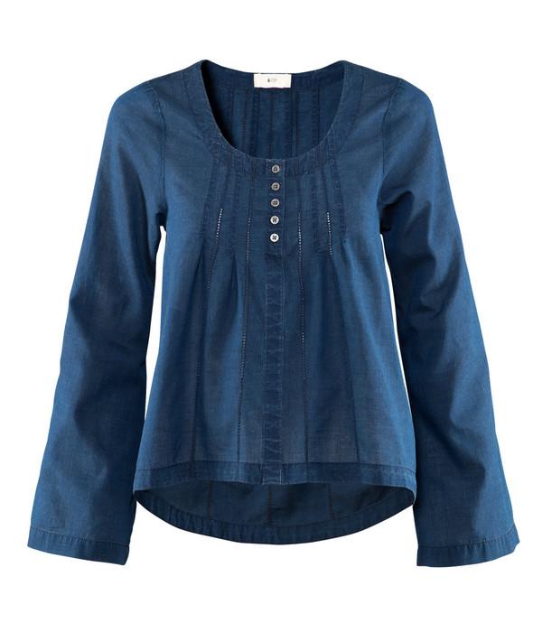 Джинсовое вдохновение: рубашка. Изображение № 23.
