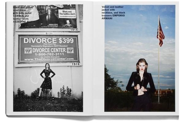 Съёмка: Терри Ричардсон и Линдси Уикссон для Purple Fashion. Изображение № 12.
