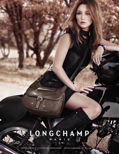 Изображение 5. Превью кампаний: Etro, Jean Paul Gaultier и Longchamp.. Изображение № 5.