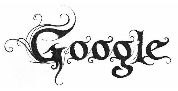 Лого известных брендов переделали в стиле блэк-метал. Изображение № 1.