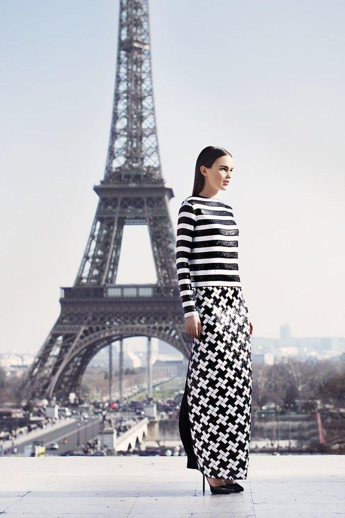 Aizel 24/7 сняли лукбук в Париже. Изображение № 3.