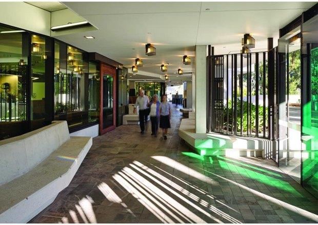 Центр здоровья полости рта Университета Квинсленда в Австралии авторства Cox Rayner Architects. Изображение № 86.