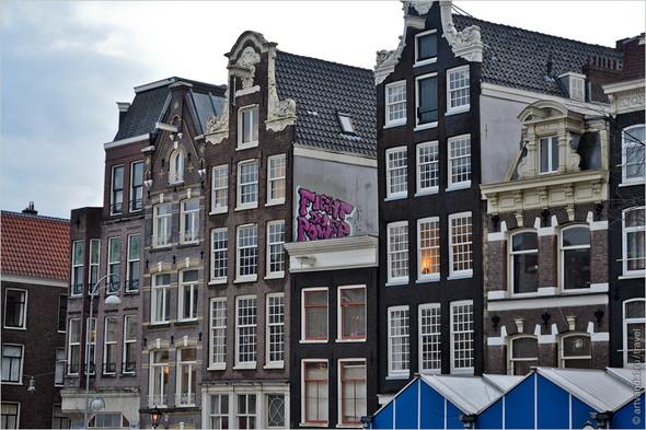 Стрит-арт и граффити Амстердама, Нидерланды. Изображение № 35.