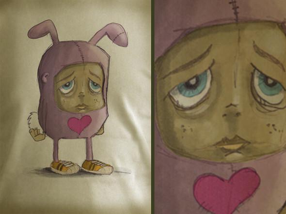 Фабрика детских грез на футболках и скейтбордах. Изображение № 14.
