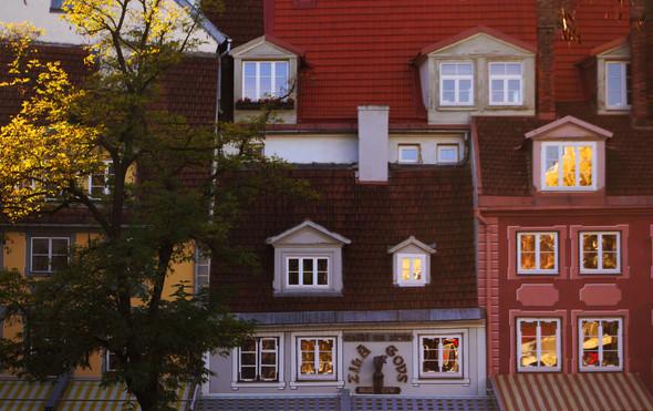 Золотая осень в Риге. Изображение № 7.