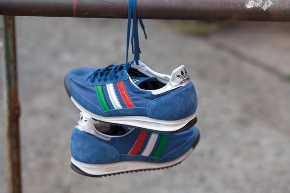 Лукбуки: Adidas Originals SS 2012. Изображение № 18.