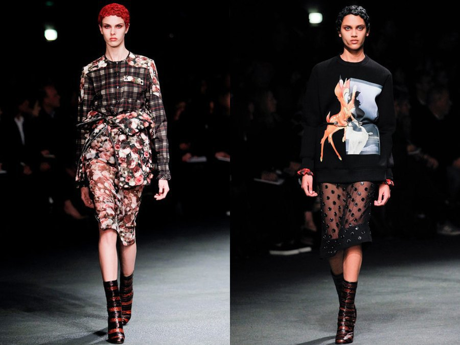 Неделя моды в Париже: Дни 5 и 6. Изображение № 19.