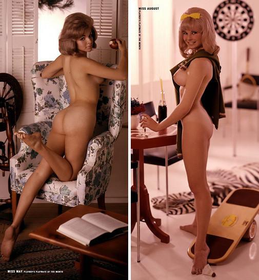 Части тела: Обнаженные женщины на фотографиях 50-60х годов. Изображение № 202.